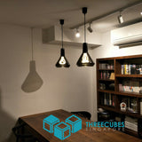 PLUMEN® Bulbs 001 (non-LED)- NEW! IMPROVED! - Three Cubes Lightings (Singapore)