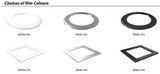LED Square Downlights (11W Dimmable) AZ E-Lite - Three Cubes Lightings (Singapore)