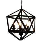 Pendant Lamp (RH reproduction) - Three Cubes Lightings (Singapore)