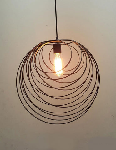 Pendant Lamp (Twine) - Three Cubes Lightings (Singapore)