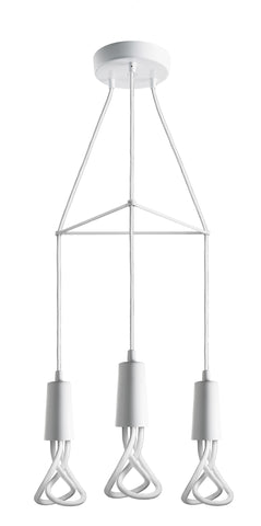 PLUMEN® Chandelier - Three Cubes Lightings (Singapore)