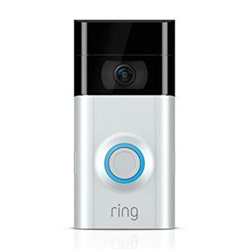 Door Bell (Wi-Fi - Ring Doorbell 2- Battery operated) - Three Cubes Lightings (Singapore)
