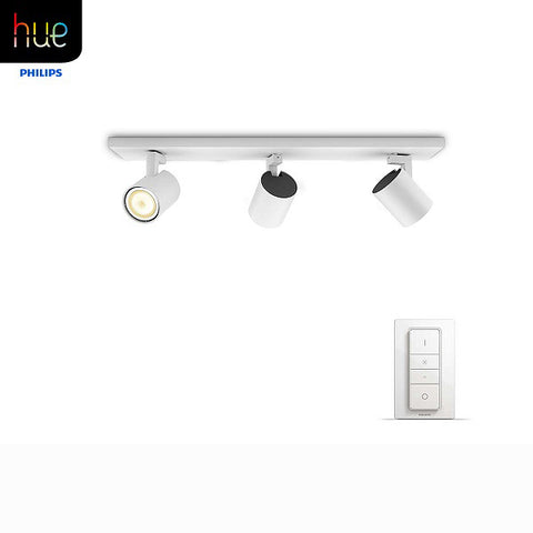 Philips HUE Runner Hue GU10 Spots Lum Triple - Three Cubes Lightings (Singapore)
