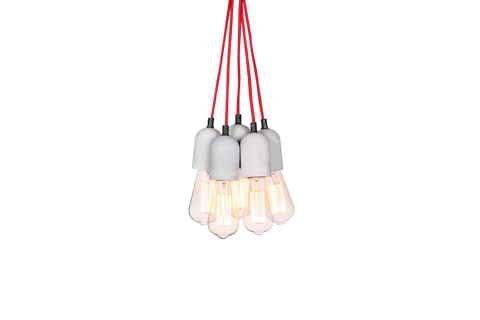 Pendant Lamp (BARON) - Three Cubes Lightings (Singapore)