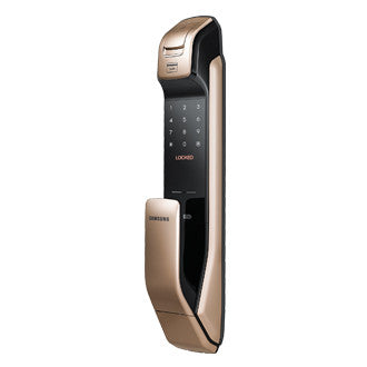 Digital Door Lock (Samsung SHP/SHS) - Three Cubes Lightings (Singapore)