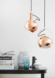 Pendant Lamp (Benny Frandsen BALL with handle original) - Three Cubes Lightings (Singapore)