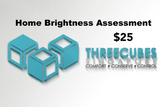 Home Brightness Assessment Service - Three Cubes Lightings (Singapore)