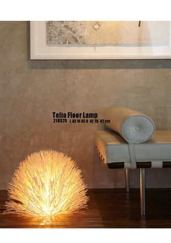 Floor Lamp (Telia Small) - Three Cubes Lightings (Singapore)