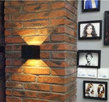 Outdoor Wall Light (SQUAREBOX) - Three Cubes Lightings (Singapore)