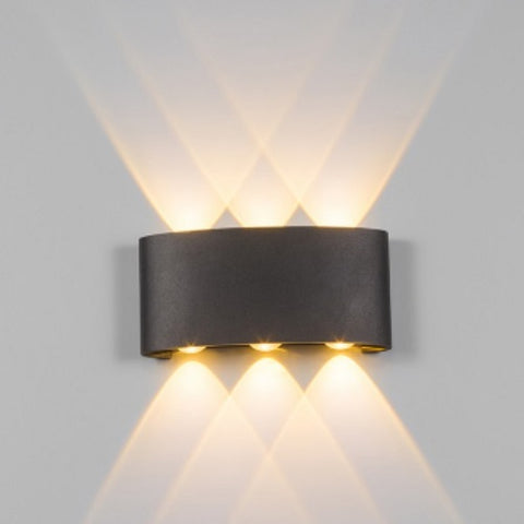 Outdoor Wall Light (3 WAY) - Three Cubes Lightings (Singapore)