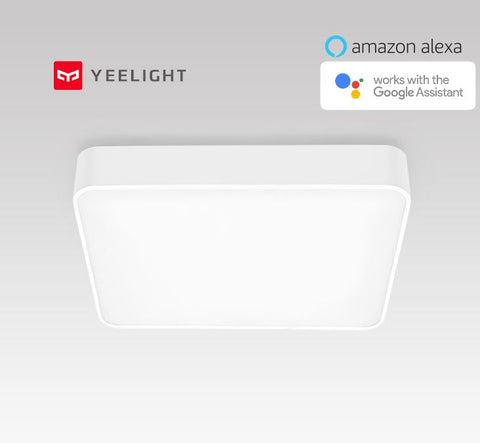 Yeelight CRYSTAL PLUS LED Ceiling Light 45W (White) - Three Cubes Lightings (Singapore)