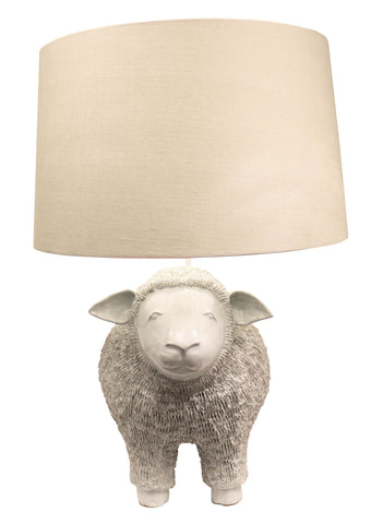 Lamp clearance piece sheep table lamp clearance piece sheep aloadofball Image collections