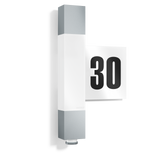 Steinel L630 Number Sign (SOLAR) - Three Cubes Lightings (Singapore)