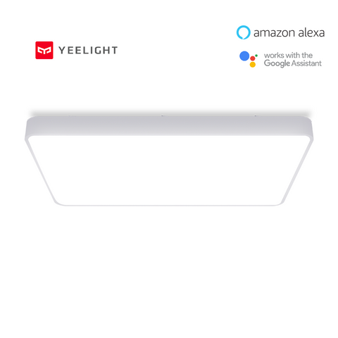 Yeelight CRYSTAL PRO LED Ceiling Light 90W (White) - Three Cubes Lightings (Singapore)