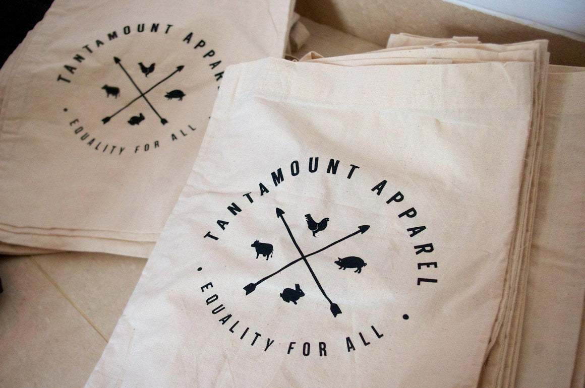 Classic Tote Bag | Tantamount Apparel