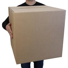 1-2 Bedroom House Moving Boxes Pack. Tape & Wrapping Paper Included.