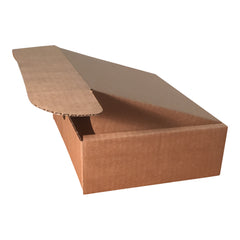 Die Cut, Single Wall Box 218 x 170 x 67mm