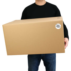 Strong Double Wall Cardboard Box 584 x 381 x 305mm