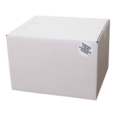 White Strong Single Wall Box 320 x 280 x 210mm