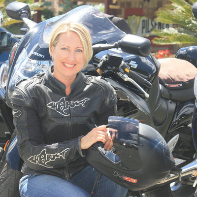 INTERVIEW | Kysa Moto Bikes - Ladies Motorcycle Riders Group