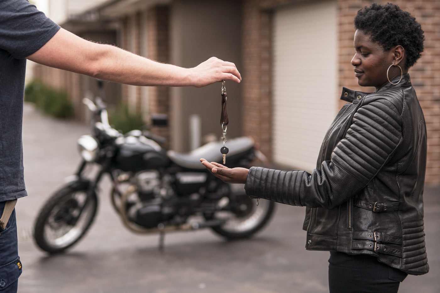 Guide to buying your first motorcycle