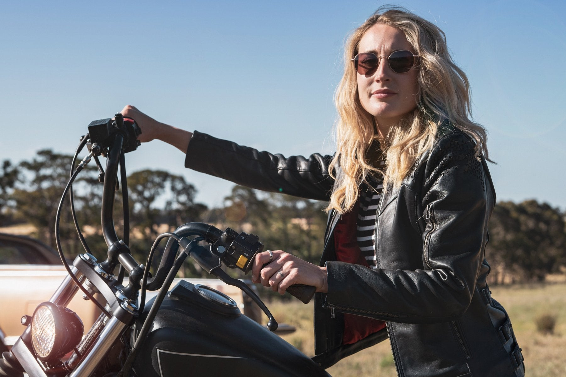 Black Arrow Label Women's Motorcycle Gear available at Moto Est Online Australia
