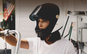 HEDON Open and Full Face Motorcycle Helmets at Moto Femmes Australia online