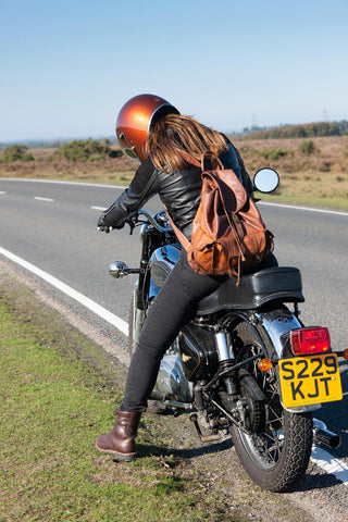 Her Story - Womens Motorcycle blog