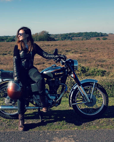 Her Story - Womens Motorcycle blog - Moto Femmes