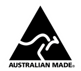 Australian made and owned business