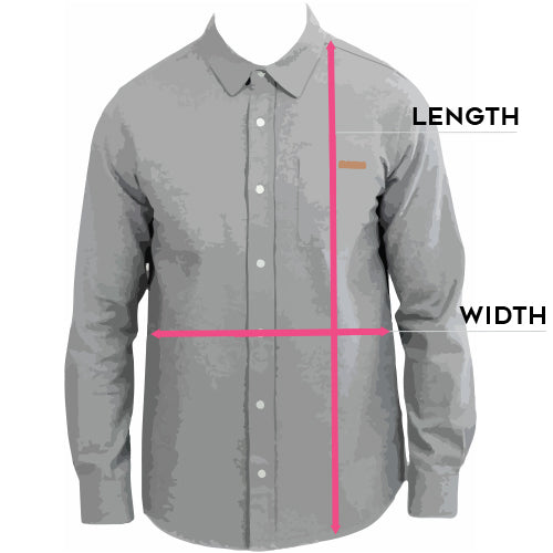 CLUTCH MOTO RIDGEMONT & RECON SHIRTS size guide