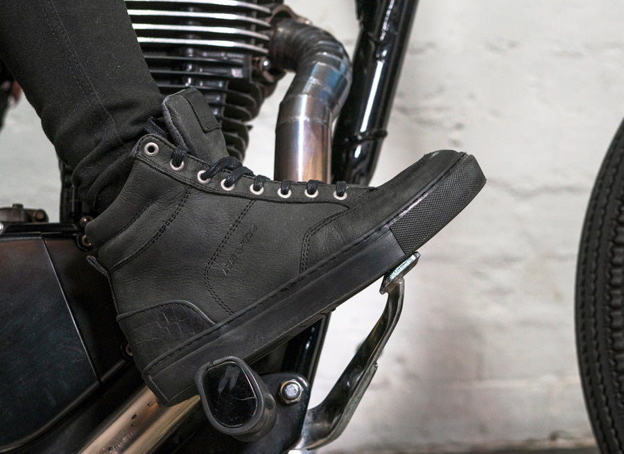 revit emerald ladies motorcycle boots