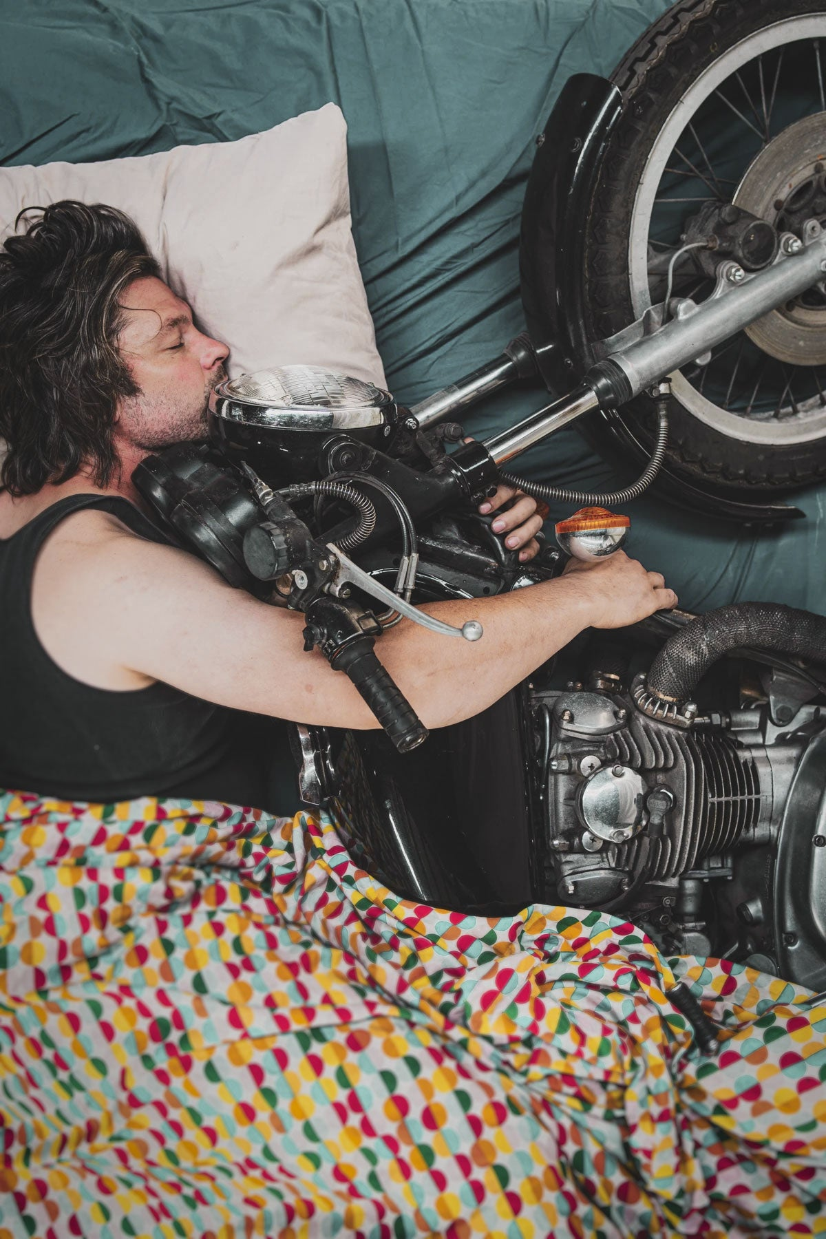Bedtime Stories - Valentine's day with your motorcycle