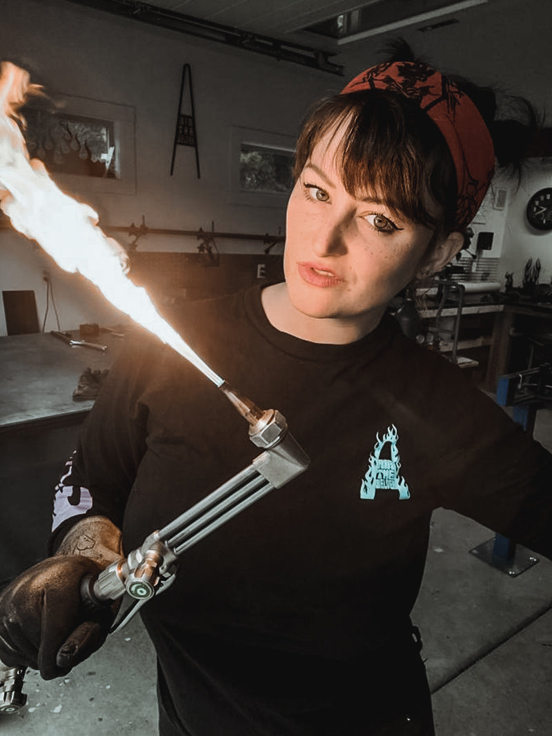 Her story - Ria the welder