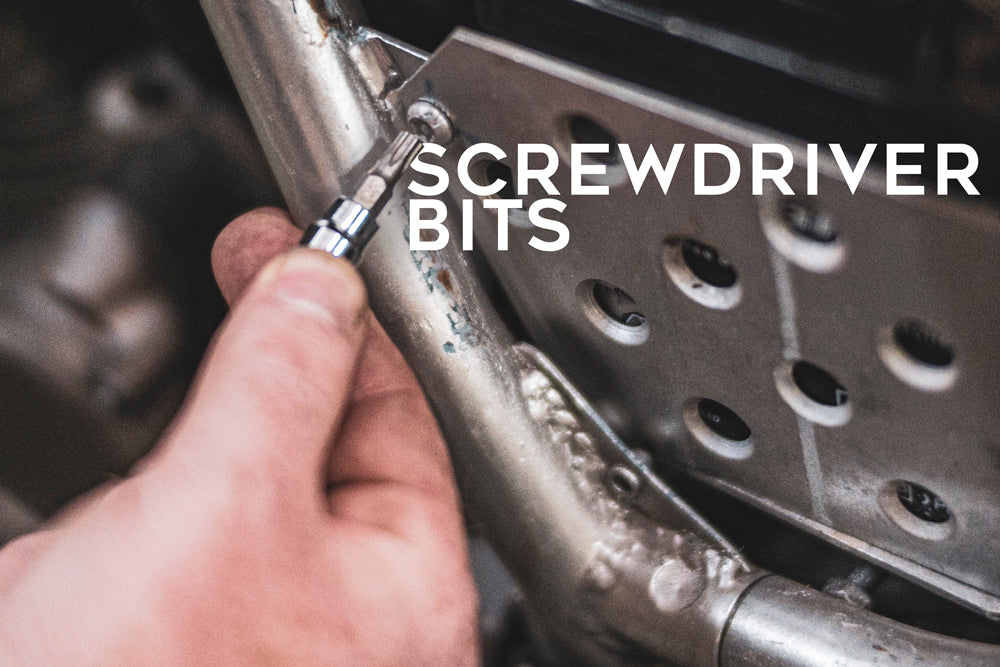 What is a screwdriver bit
