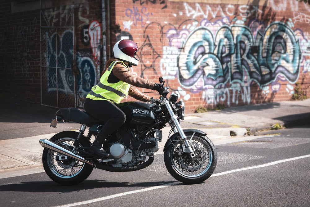 finding the perfect first motorcycle