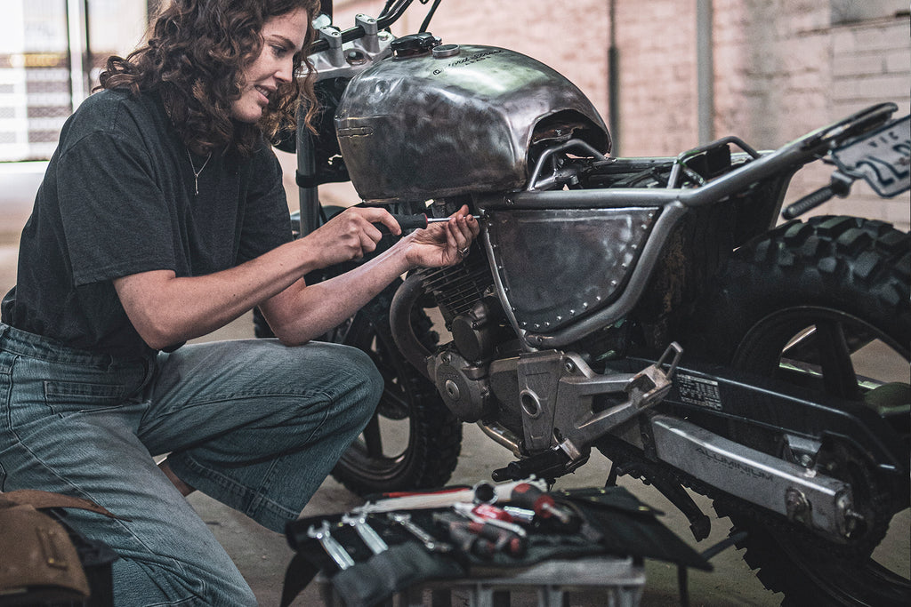 Finding the right tools for your motorcycle