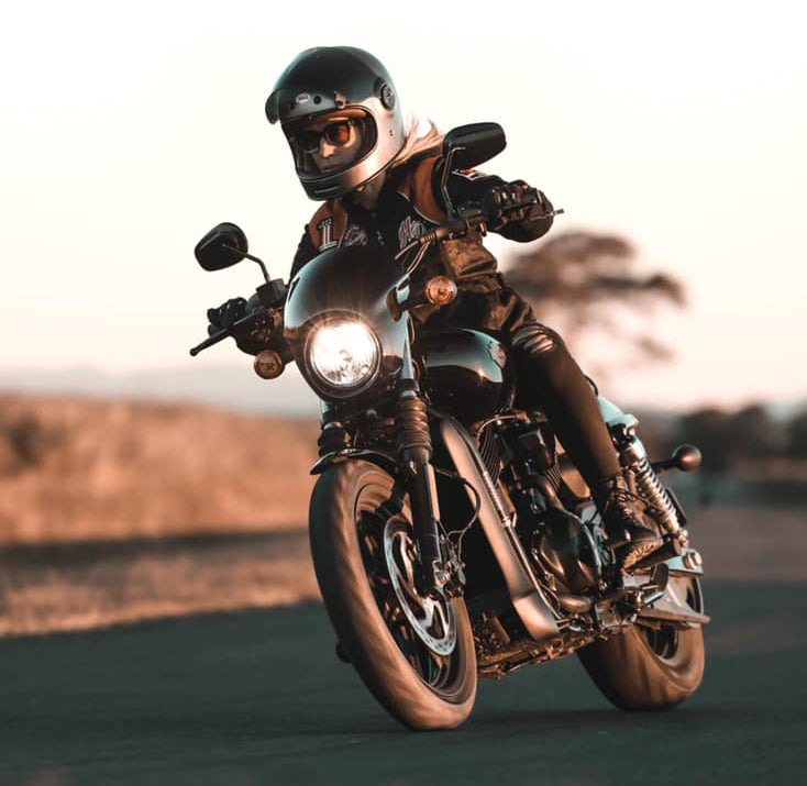 Get your motorcycle licence on a Harley Davidson Street 500