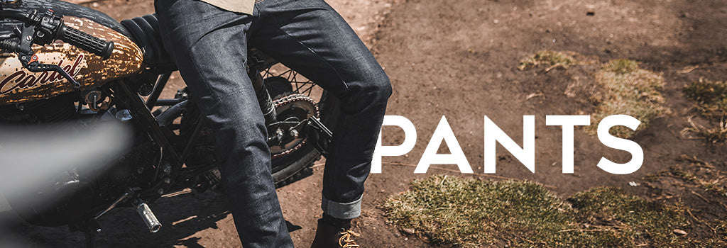 guide to buying the right motorcycle pants