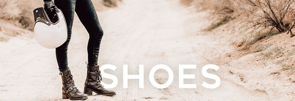 guide to buying motorcycle shoes