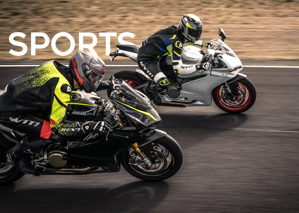 motorcycle types - sports