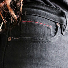 Tobacco Motorwear Jeans for Women at Moto Femmes