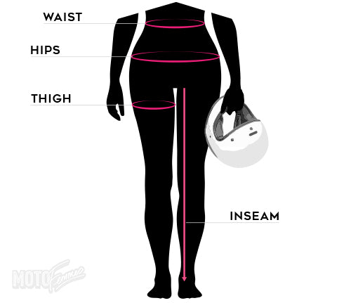womens leather motorcycle pants size guide moto femmes