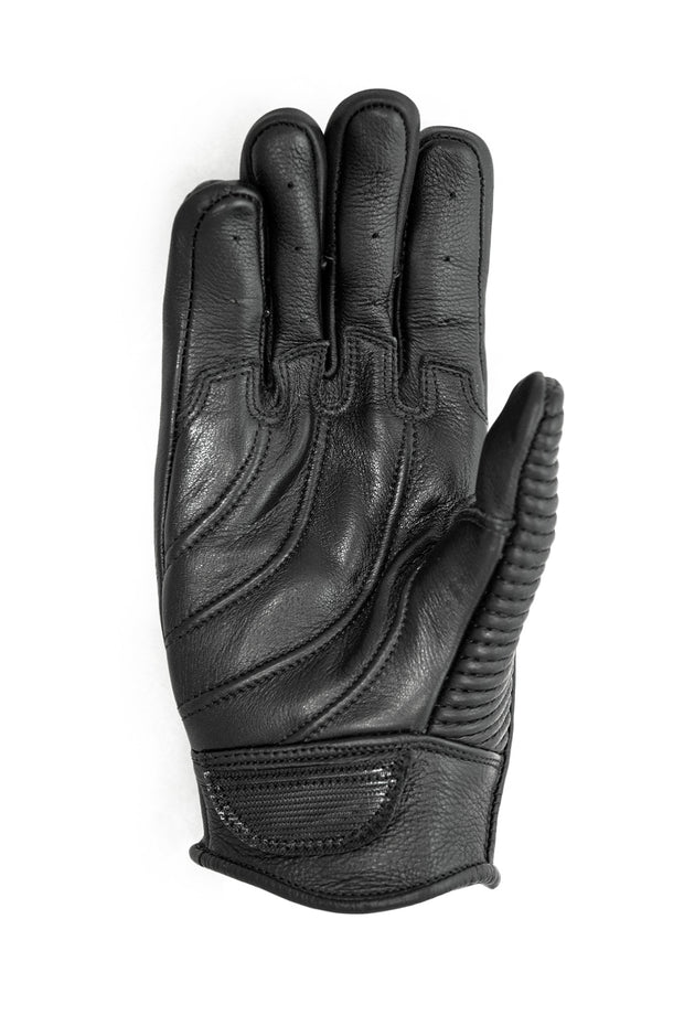 78 Motor Co. sakura glove midnight black online at Moto Est. Australia 2