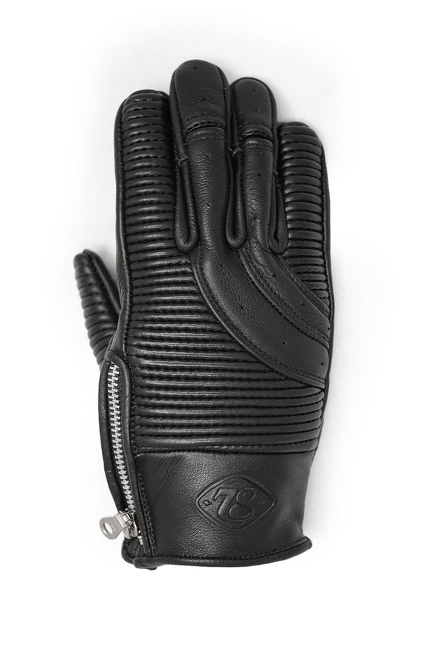 78 Motor Co. sakura glove midnight black online at Moto Est. Australia 3
