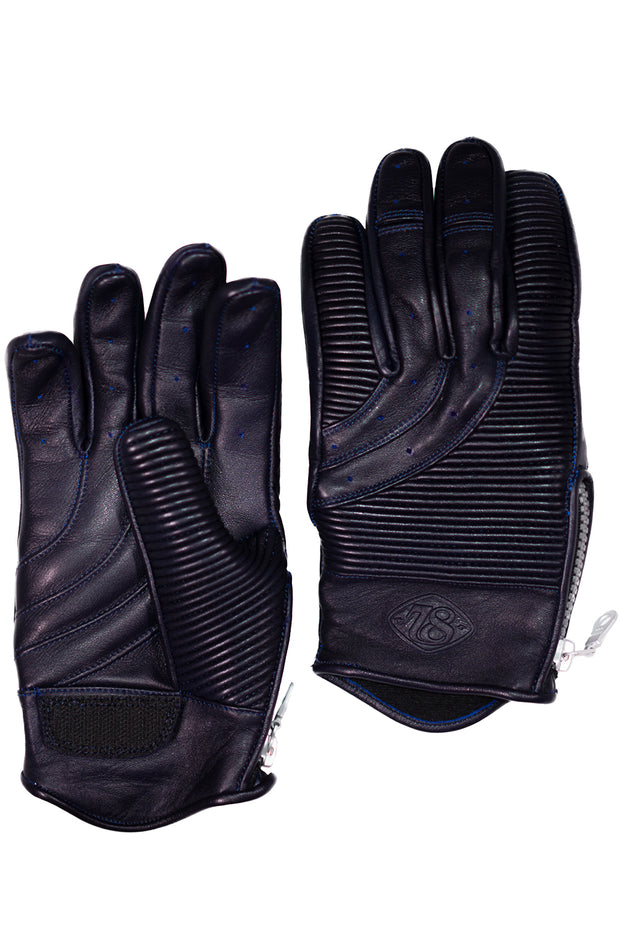 78 Motor Co. sakura glove royal blue online at Moto Est. Melbourne Australia