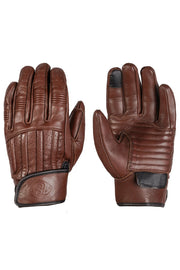 Sprint MkIII Waxed Espresso Leather Gloves