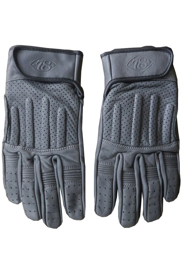 78 Motor Co. sprint gloves farina grey online at Moto Est. Australia