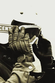 Sprint MkIII Nappa Black Leather Gloves