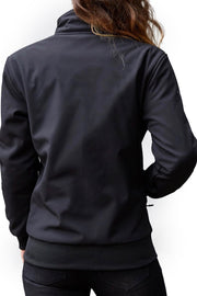 Buy the mondello windcheater jacket black online at Moto Est. Australia